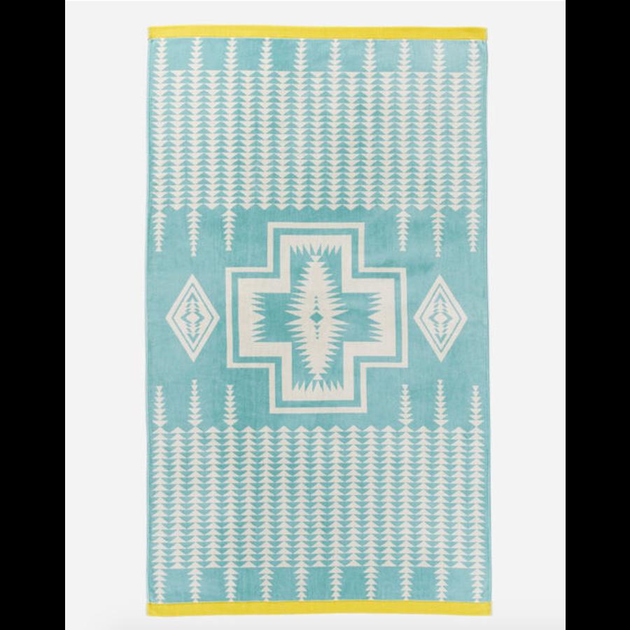 Oversized Spa Towel Harding Aqua