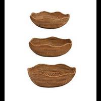 Rattan Bowls