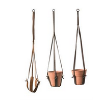 Leather Pot Hanger