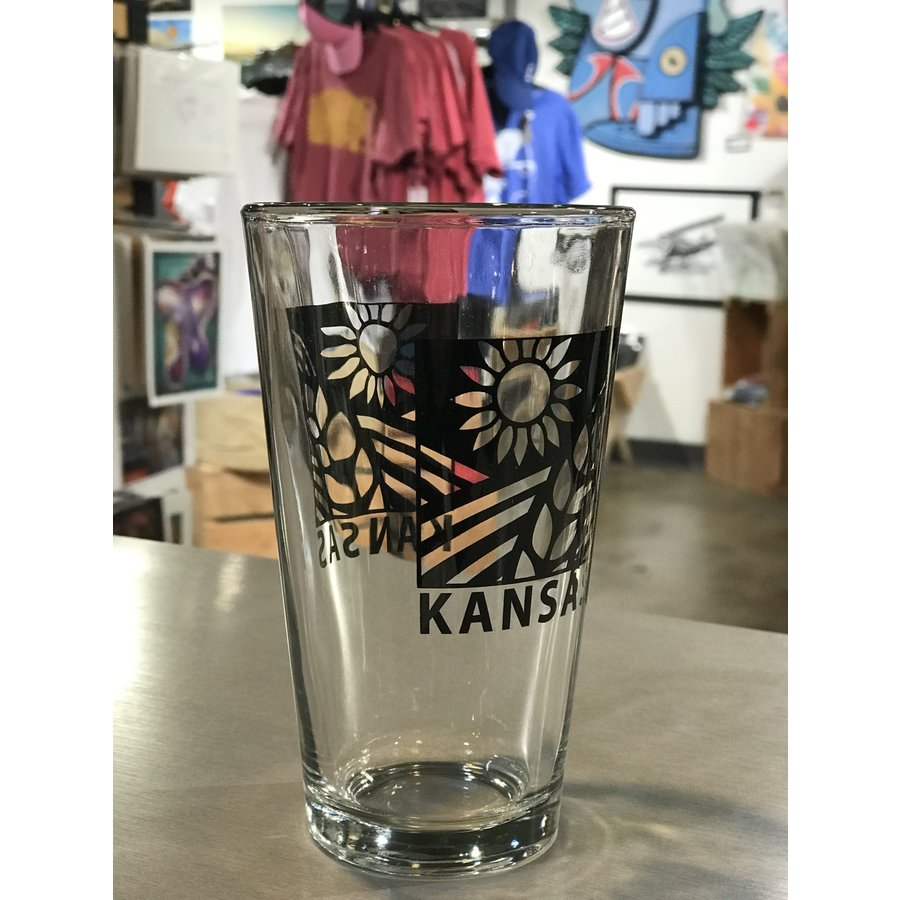 ICTMakers Pint Glasses