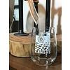 Kansas White Wine Glass