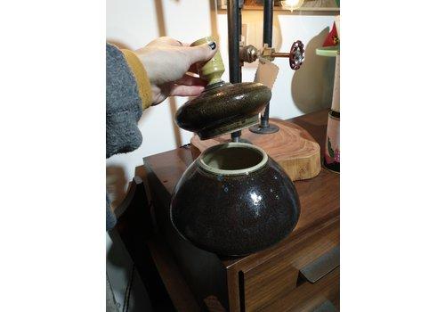 Jacob Prater Brown Jar