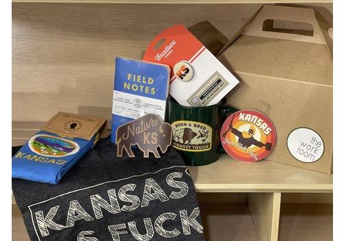 The Workroom Gift Bundle Eff Yeah, Kansas!