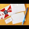 ICTMakers Love Wichita Flag Card Set of 5