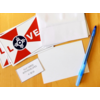 Love Wichita Flag Card Set of 5