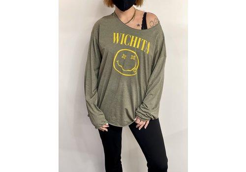 "Liv+Work Wichita ""Nirvana"" Long Sleeve Tee"
