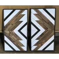 Glacier Wood Design Co. Free Spirit- 2 piece