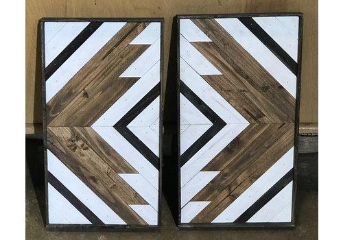 Glacier Wood Design Co Glacier Wood Design Co. Free Spirit- 2 piece