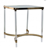 The Workroom Table Mirrors Gold/LG