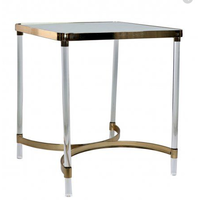 Table Mirrors Gold/LG