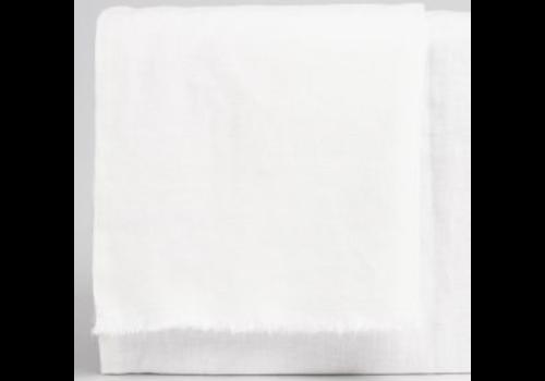 amity home Brisbane Linen Sheet Set, White
