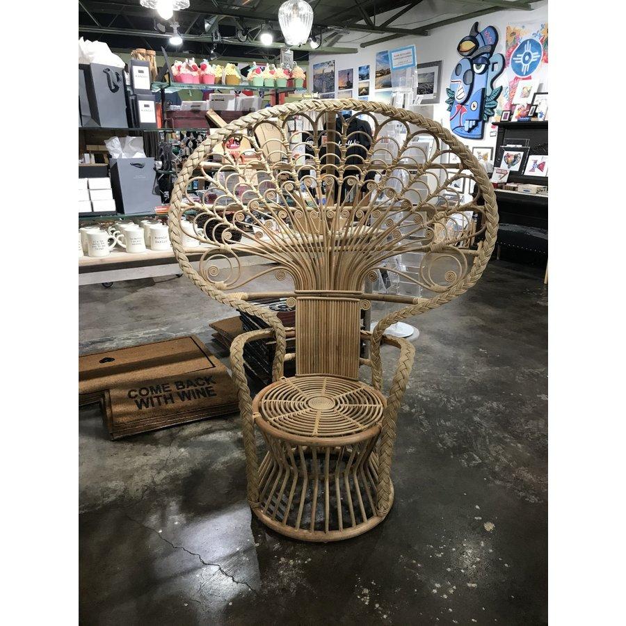 Cabana Peacock Chair