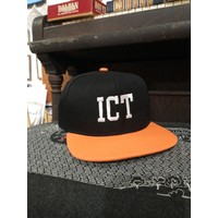 Two Toned ICT Flatbill