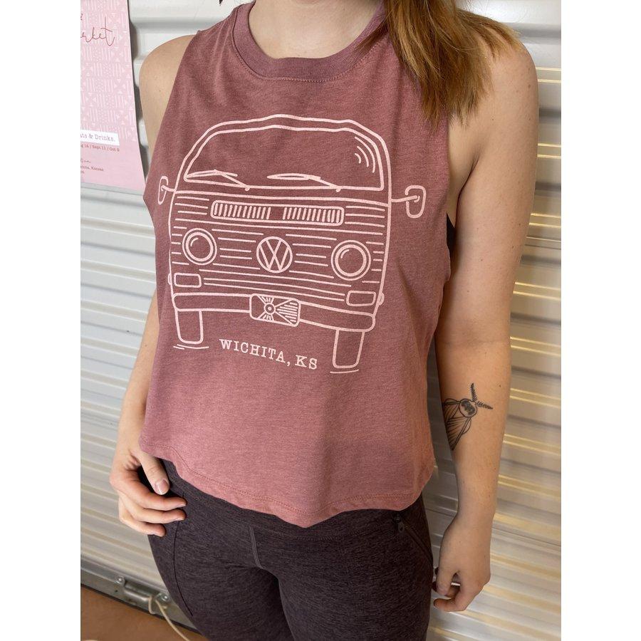 VW Bus Wichita KS Crop Tank