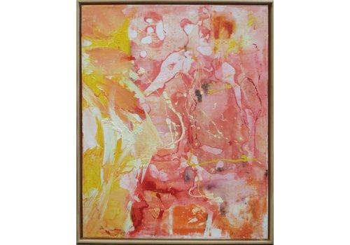 """Barbara Niewald Barbara Neiwald """"Celebrate"""" Painting"""