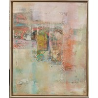 "Barbara Neiwald ""Calm"" Painting"