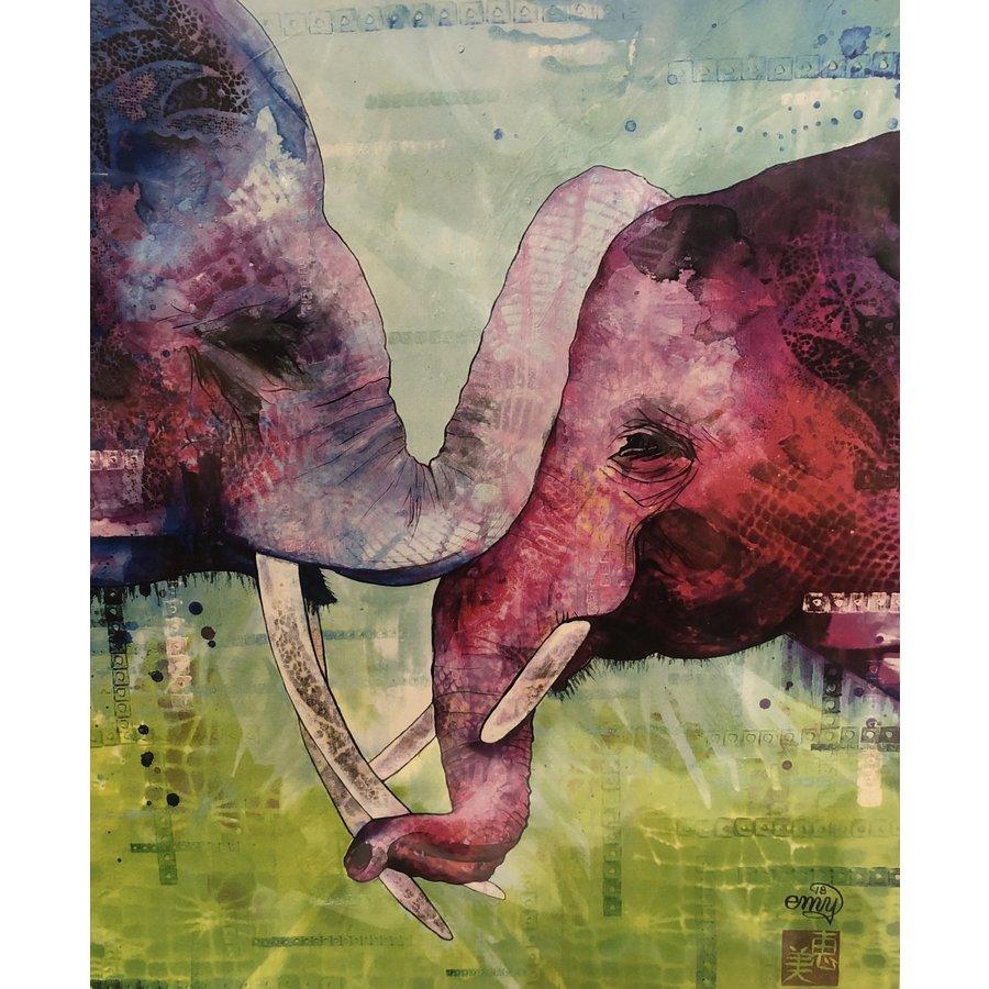 "Emily Miller Yamanka 11x14"" Print"
