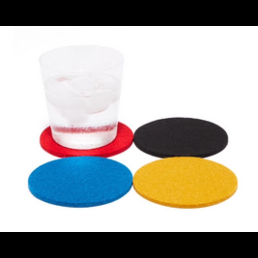 Round Coaster 4 Pack