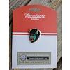 Threadbare Goods Bison Head Pin
