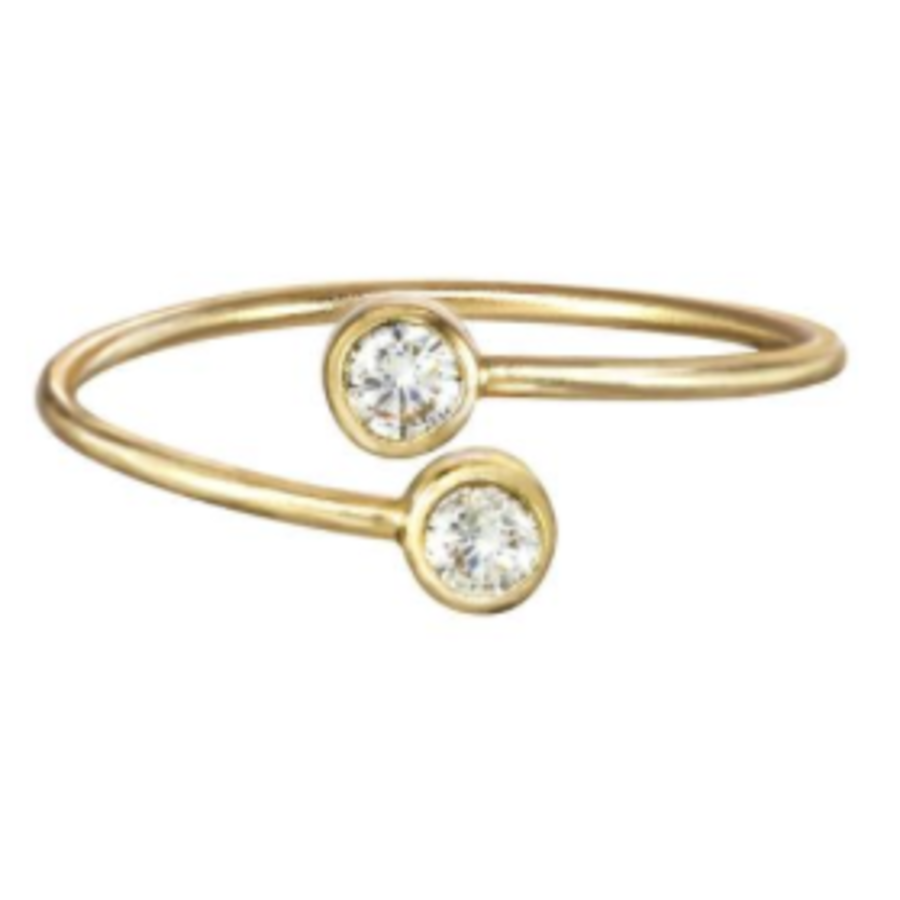 Dos Dia Ring Size 8