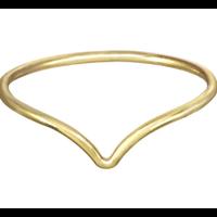 Kozakh Chevron Ring