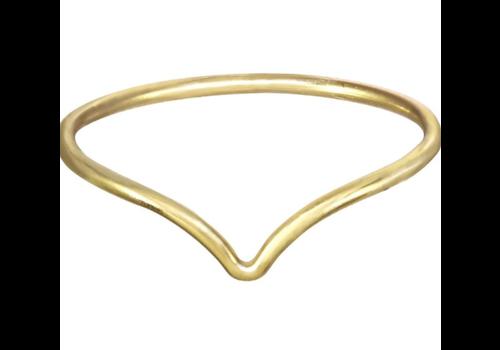 kozakh Kozakh Chevron Ring