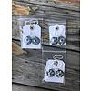 Assorted, Handcrafted Eye Earrings