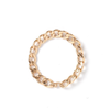 Kozakh Braided Chain Ring