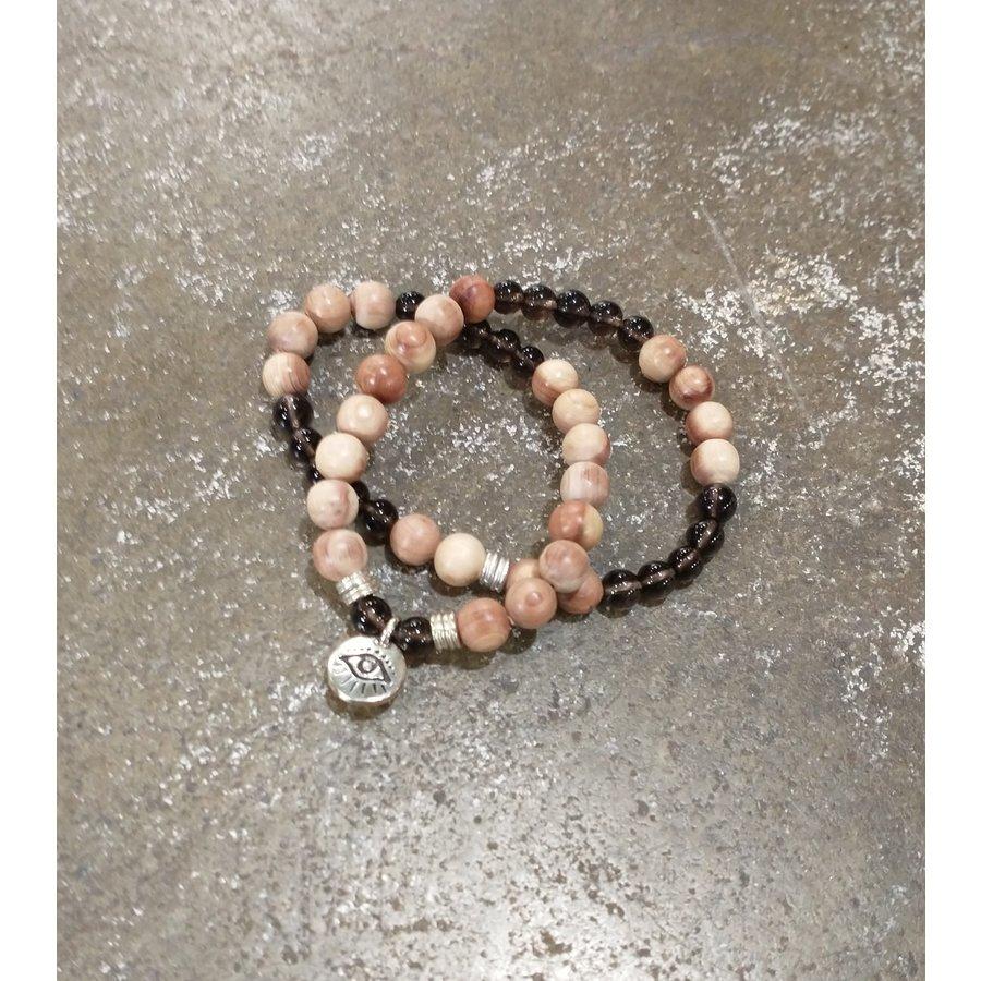 Optimistic Elephant Wrap Bracelets
