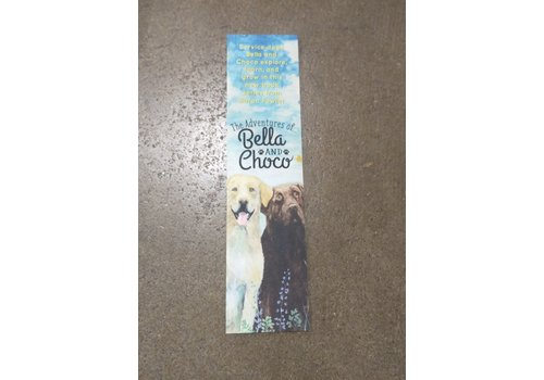 Peter Mader Bella and Choco Book Marks