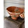 Kat Smalls Studio Kat Smalls Studio- Ceramic Bowl- Orange, Green, White