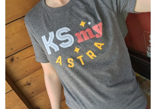 Heartlandia by Gardner Design Ash Grey 'KS my Astra'