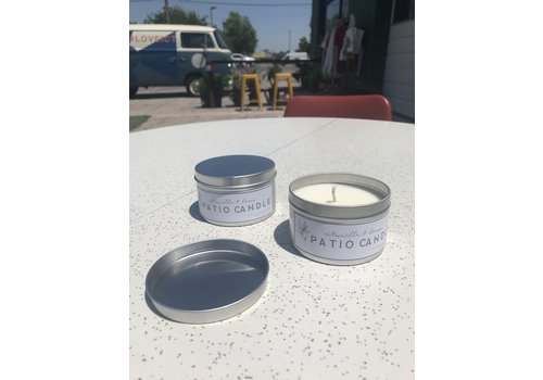 Bungalow 26 Patio Candle