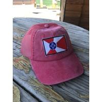 Wichita Flag Relaxed Baseball Cap