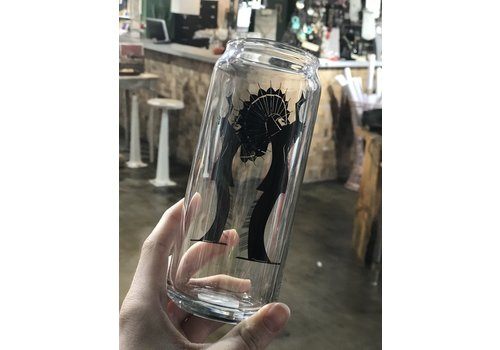 ICTMakers Tall Boy Can Glass