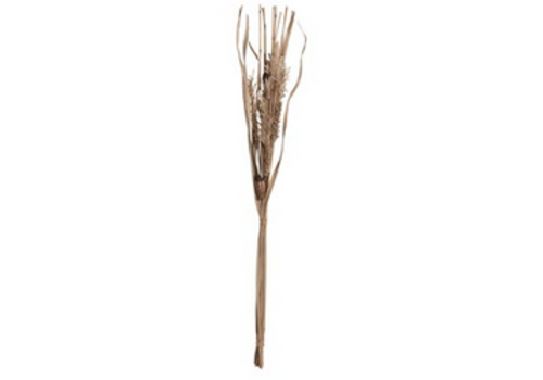Creative Co-Op Handmade Dried Bunch, Natural (Contains 12 Pieces)