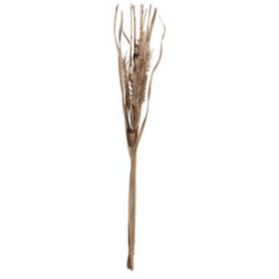 Handmade Dried Bunch, Natural (Contains 12 Pieces)