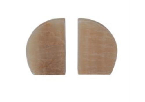 Bloomingville Onyx Bookends Natural Set of 2