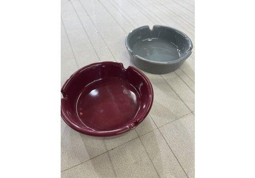 Vintage Vintage Grey Ceramic Ashtray