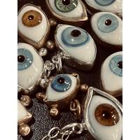 Large Eyeball Necklace