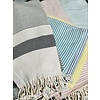 Hand Loomed Turkish Towels Checkered