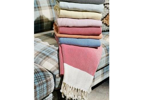 Dreamweaver Textiles Hand Loomed Turkish Towels Striped