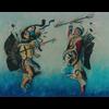Nez Benson Shield Dancers