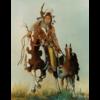 Nez Benson The Buffalo Hunter