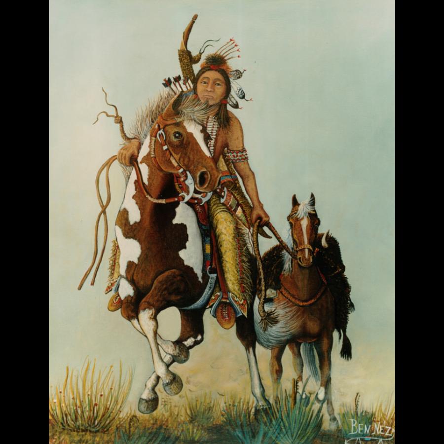 The Buffalo Hunter