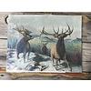 Nez Benson Colorado Elk Art Print