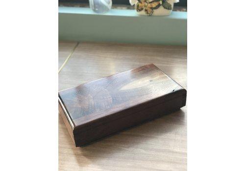 George Hanson Custom Wood EGH130013 Walnut box