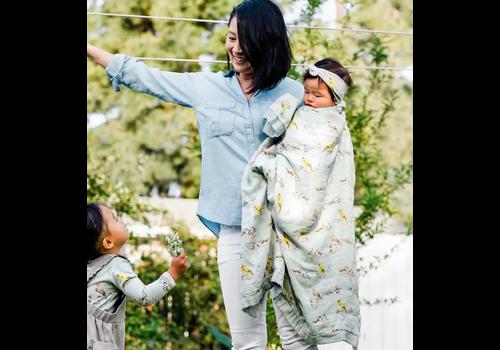Milkbarn Bamboo Big Lovely Blanket