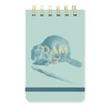 "Designworks INK Beaver ""Dam It"" Wired Notepad"