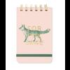 "Designworks INK Fox ""For Fox Sake"" Wired Notepad"